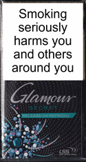 Glamour Secret Release and Refresh (Green)