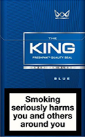 King Blue Cigarettes pack