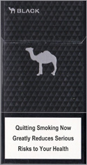 Camel Black Super Slims 100s