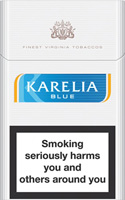 Karelia Blue Cigarettes pack