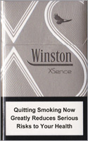 Winston XSence White (mini) Cigarettes pack